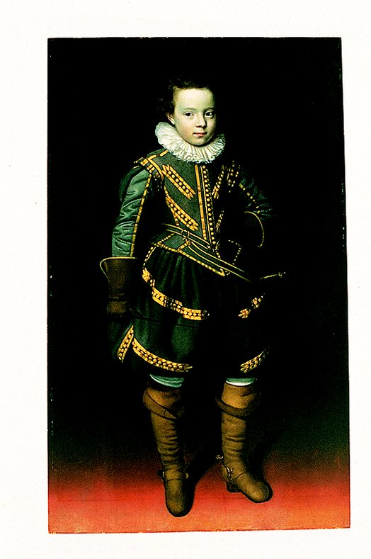 Boy in Doublet