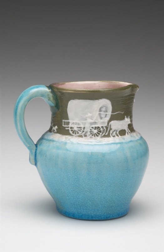 """Westward Ho"" Pitcher"