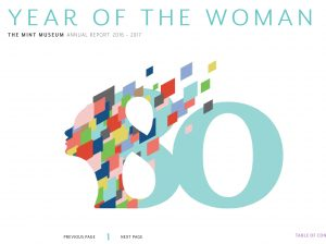 Year of the Woman graphic