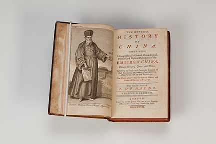 The General History of China, Containing a Geographical, Historical, Chronological, Political, and Physical Description