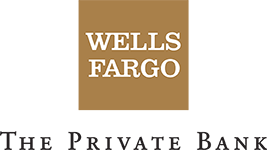 Logo for Wells Fargo the private bank