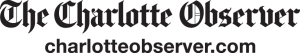 Charlotte observer logo with charlotteobserver.com at the bottom