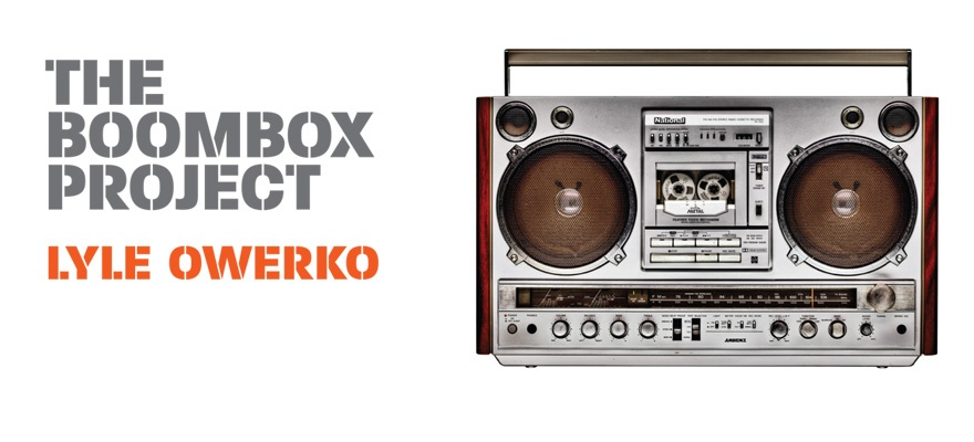 Poster for 'The Boombox Project'