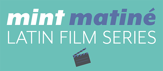 Mint Matine latin Film series graphic