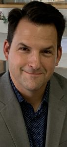 Headshot of Michael Chilcutt