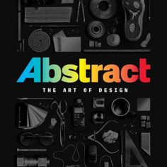 abstract show poster