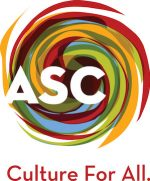 ASC arts and science council logo