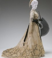 House of Worth - Reception Gown (Bodice and Skirt)