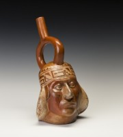 Nobleman Portrait Bottle