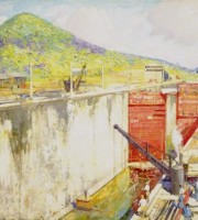 Pedro Miguel Locks