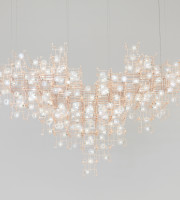 Studio Drift. Fragile Future Chandelier