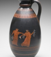 Vase in the Form of a Lekythos